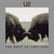 U2: The Best Of 1990-2000 (Remastered 2018) - Plak