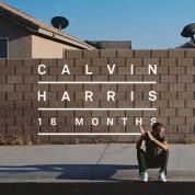 Calvin Harris: 18 Months - Plak