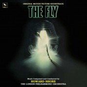 Howard Shore: The Fly (Green Vinyl - 3D Cover) - Plak