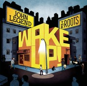 John Legend, The Roots: Wake Up! - CD