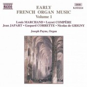 Early French Organ Music, Vol.  1 - CD