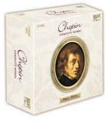Çeşitli Sanatçılar: Chopin: Complete Works - CD