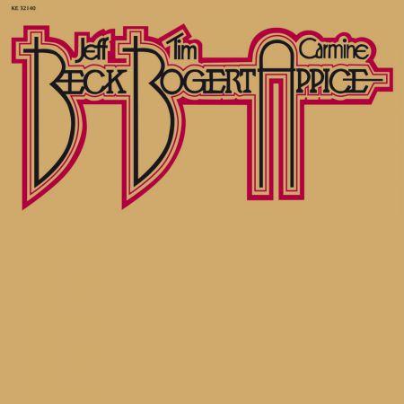 Jeff Beck, Tim Bogert, Carmine Appice: Beck, Bogert & Appice - Plak