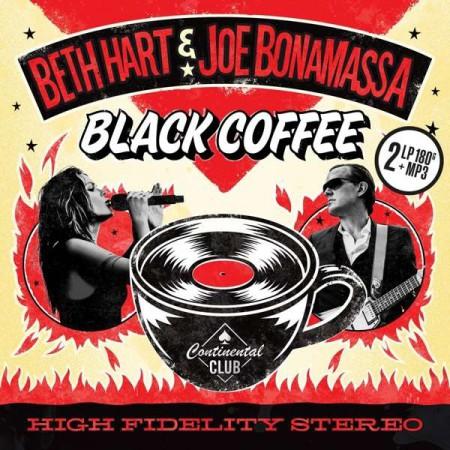 Beth Hart, Joe Bonamassa: Black Coffee - Plak