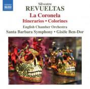 Gisele Ben-Dor: Revueltas: La Coronela - Caminos (Itinerarios) - Colorines - CD