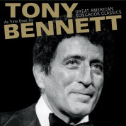 Tony Bennett: As Time Goes By: Great American Songbook Classics - CD