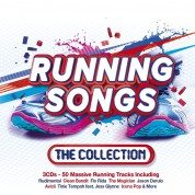 Çeşitli Sanatçılar: Running Songs-The Collection - CD