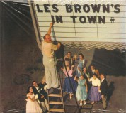 Les Brown: The Complete Les Brown's In Town - Digipak - CD
