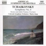 Marin Alsop: Tchaikovsky: Symphony No. 4 / Romeo and Juliet - CD