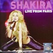 Shakira: Live From Paris - CD