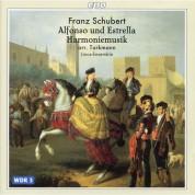 Linos Ensemble, Andreas N. Tarkmann: Franz Schubert - Alfonso und Estrella (Harmoniemusik) - Arrangement - CD