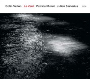 Colin Vallon Trio: Le Vent - CD