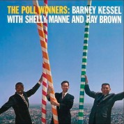 Barney Kessel, Ray Brown, Shelly Manne: The Poll Winners (45rpm-edition) - Plak