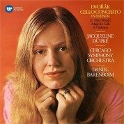 Jacqueline Du Pre: Dvorak:  Cello Concerto in B Minor - CD