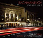 Detroit Symphony Orchestra: Rachmaninov, S.: Symphony No. 2 / Vocalise - CD