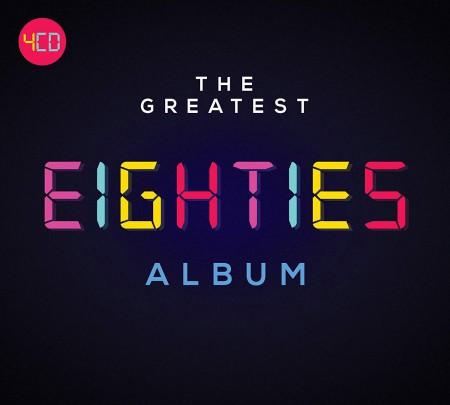 Çeşitli Sanatçılar: The Greatest Eighties Album - CD
