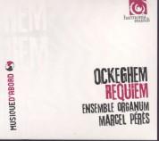 Ensemble Organum, Marcel Pérès: Ockeghem: Requiem - CD