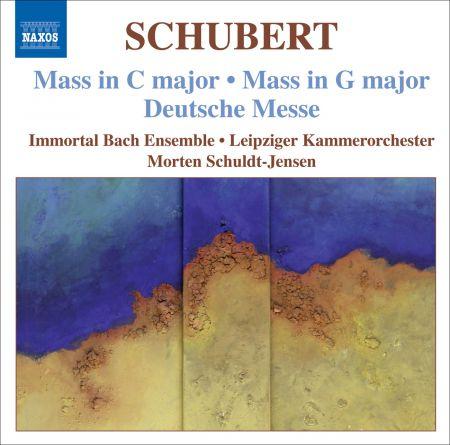 Morten Schuldt-Jensen: Schubert, F.: Masses Nos. 2 and 4 / Deutsche Messe - CD