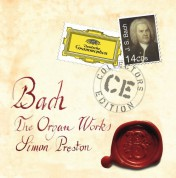 Simon Preston: Bach, J.S.: The Organ Works - CD