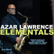 Azar Lawrence: Elementals - CD