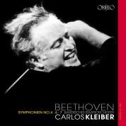 Bayerisches Staatsorchester, Carlos Kleiber: Beethoven: Symphonies No. 4,6,7 - Plak