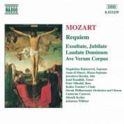 Anna di Mauro: Mozart: Requiem / Exultate, Jubilate / Laudate Dominum - CD