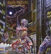 Iron Maiden: Somewhere in Time - Plak