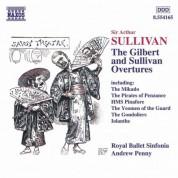 Sullivan: Gilbert and Sullivan Overtures - CD