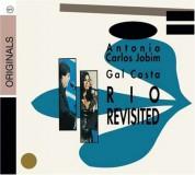 Antonio Carlos Jobim, Gal Costa: Rio Revisited - CD