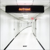 Moby: Destroyed - CD