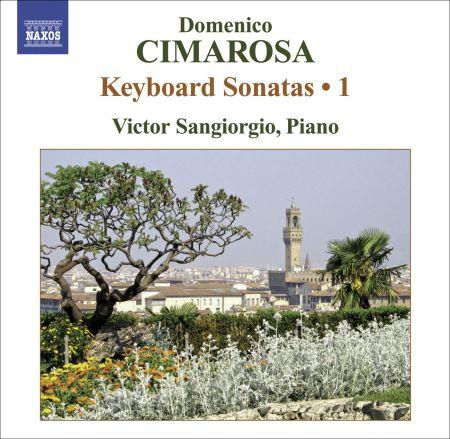 Victor Sangiorgio: Cimarosa, D.: Keyboard Sonatas, Vol. 1 - R. 1-18 - CD