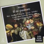 Nikolaus Harnoncourt: Mozart: Il Re Pastore - CD