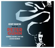 Harmonie Ensemble / New York, Steve Richman: Henry Mancini: Music for Peter Gunn - CD