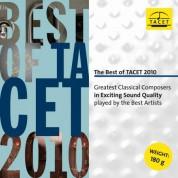 Çeşitli Sanatçılar: The Best Of Tacet 2010 - Plak