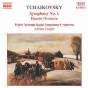 Adrian Leaper: Tchaikovsky: Symphony No. 1 / Hamlet Overture - CD