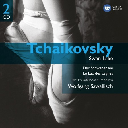 Philadelphia Orchestra, Wolfgang Sawallisch: Tchaikovsky: Swan Lake - CD