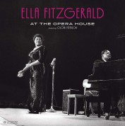 Ella Fitzgerald: At the Opera House - Plak