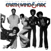 Earth, Wind & Fire: That's The Way Of The World - Plak