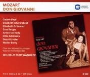 Wilhelm Furtwängler, Wiener Philharmoniker, Chor der Wiener Staatsoper, Elizabeth Schwarzkopf, Cesare Siepi: Mozart: Don Giovanni - CD