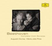 Augustin Dumay, Maria João Pires: Beethoven: 10 Violin Sonatas - CD
