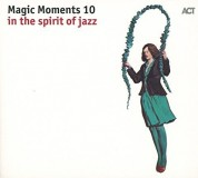 Çeşitli Sanatçılar: Magic Moments X - CD