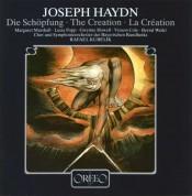 Rafael Kubelik, Chor und Symphonieorchester des Bayerischen Rundfunks: Haydn: Die Schöpfung, The Creation, La Creation - Plak