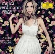 Andrea Marcon, La Cetra Barockorchester Basel, Mojca Erdmann: Mozart's Garden - CD