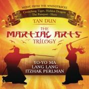 Yo-Yo Ma, Itzhak Pearlman, Lang Lang, Shangai Symphony Orchestra: Tan Dun: Martial Arts Trilogy - CD