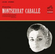 Montserrat Caballe sings Bellini & Donizetti - CD