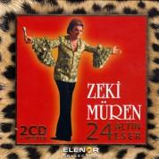 Zeki Müren: 24 Altın Eser - CD