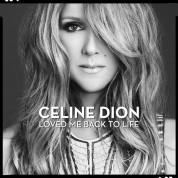 Celine Dion: Loved Me Back to Life - Plak