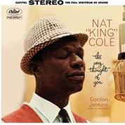 """Nat """"King"""" Cole: The Very Thought of You (45rpm-edition) - Plak"""