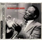 Red Mitchell, Clark Terry: To Duke & Basie - CD