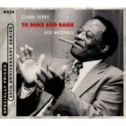 Red Mitchell, Clark Terry: To Duke & Basie - CD